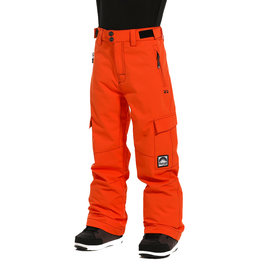 Rehall Boy's Edge-R Junior Ski Pants  Vibrant Orange