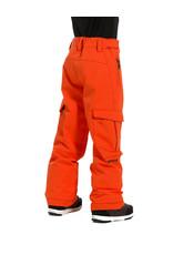 Rehall Boy's Edge-R Junior Ski Pants  Vibrant Orange