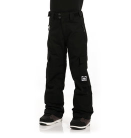 Rehall Boy's Edge-R Junior Ski Pants  Black