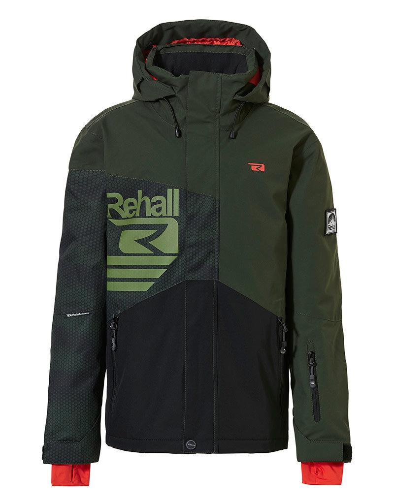 Rehall Brody-R Jongens Ski Jas Olive