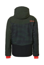 Rehall Boy's Brody-R Junior Ski Jacket Olive
