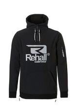 Rehall Men's Jeff-R Softshell Anorak Black