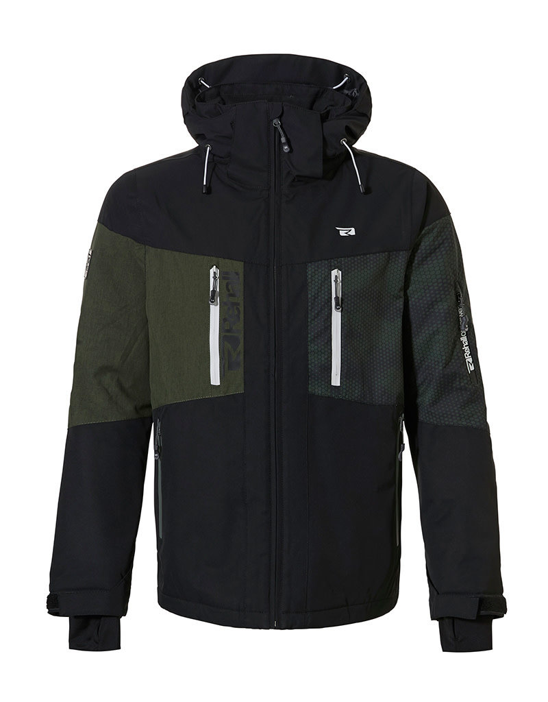 Rehall Buzz-R Heren Ski Jas Black