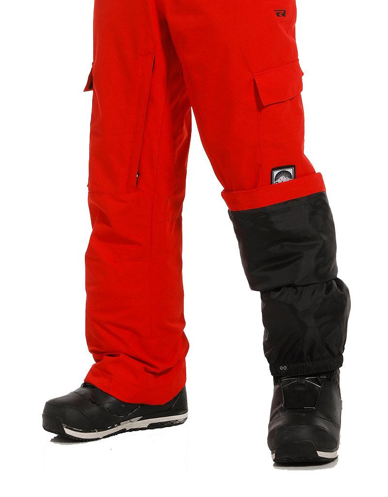 Rehall Edge-R Heren Skibroek Flame Red