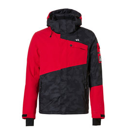 Rehall Isac-R Heren Ski Jas Flame Red