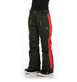 Rehall Latoya-R Junior Ski Pants Girls Olive