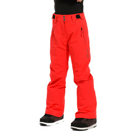 Rehall Abbey-R Junior Ski Pants Girls Red Pink