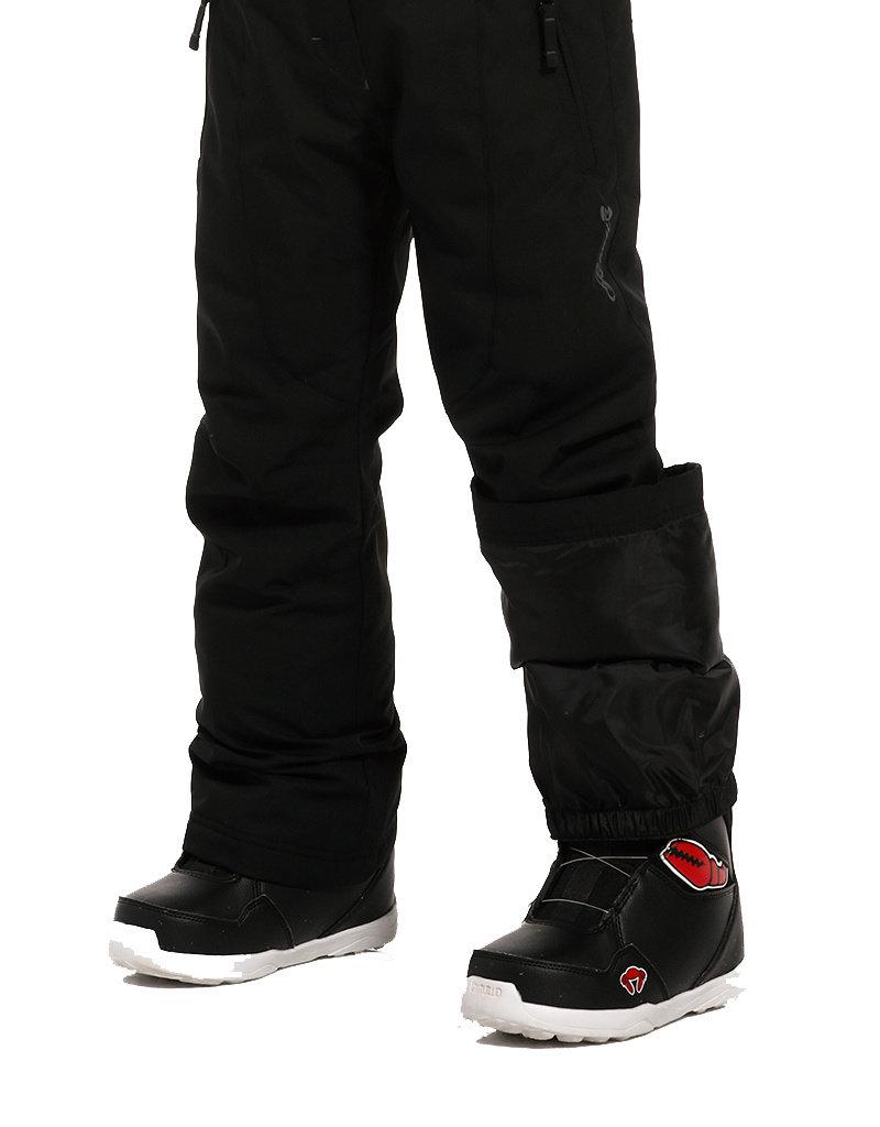 Rehall Abbey-R Junior Ski Pants Girls Black
