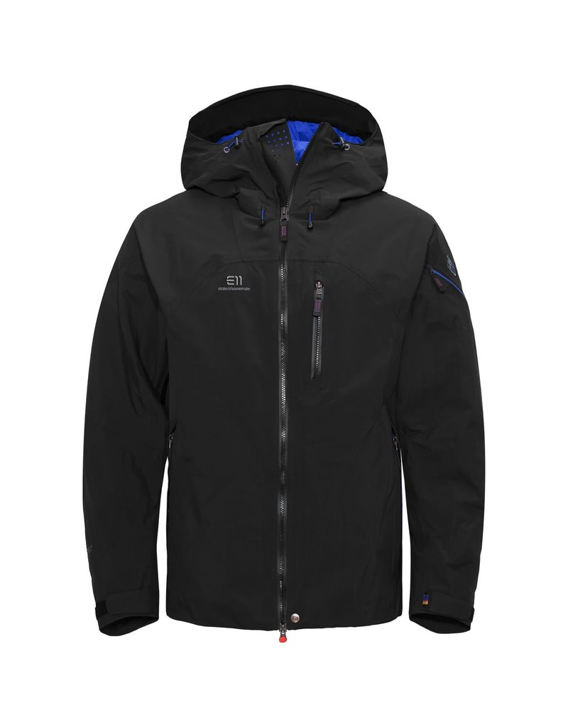 Elevenate Men's Creblet Ski Jacket Black
