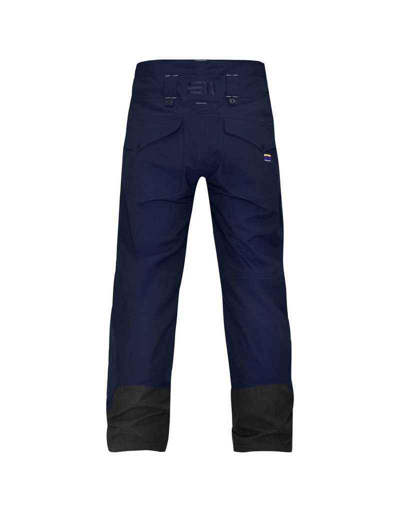 Elevenate Men's Backside Ski Pants Dark Navy