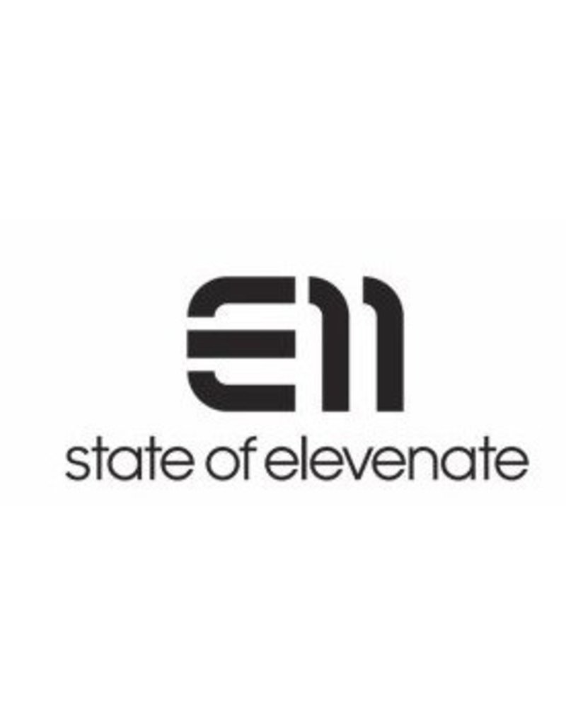 Elevenate Agile Heren Ski Jas Black