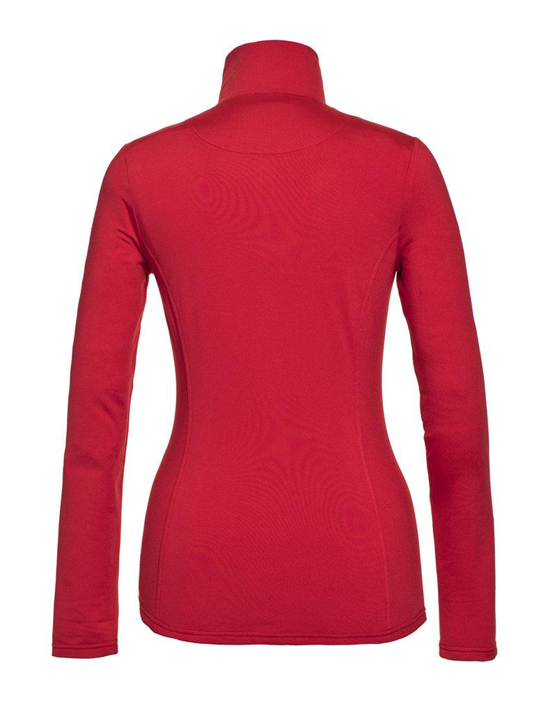 Goldbergh Serena Dames Ski Pully Ruby Red