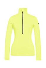 Goldbergh Women's Serena Ski Pully Neon Yellow