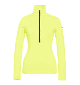 Goldbergh Women's Serena Ski Pully Neon Yellow