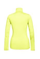 Goldbergh Serena Dames Ski Pully Neon Yellow