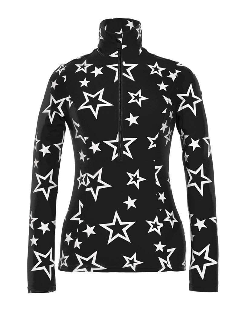 Goldbergh Women's Clarisse Ski Pully Black