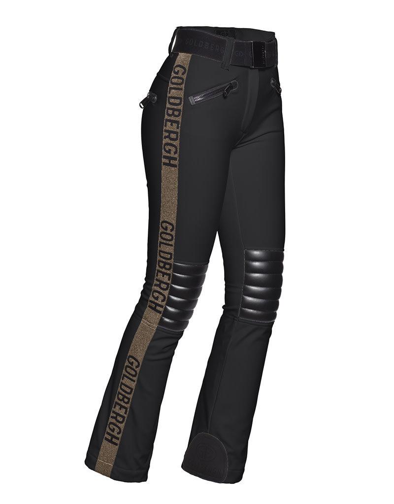 Goldbergh Women's Rocky Ski Pants Gold