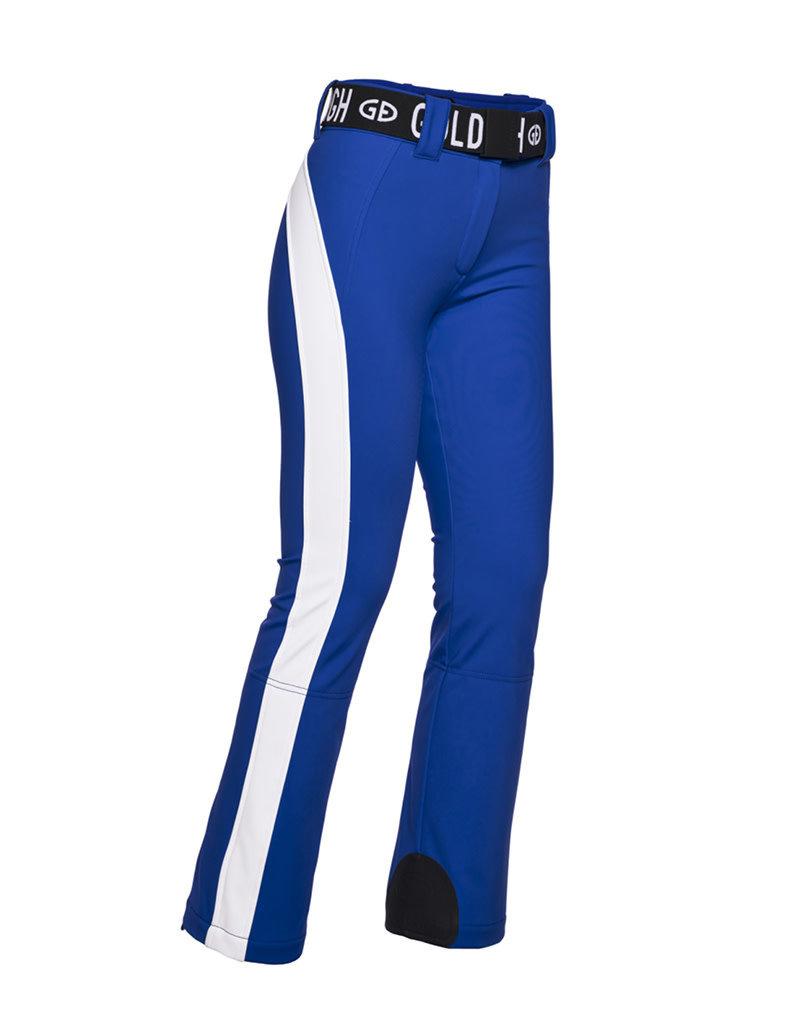 Goldbergh Women's Runner Ski Pants Electric Blue