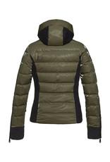 Goldbergh Women's Strong Ski Jacket Olive