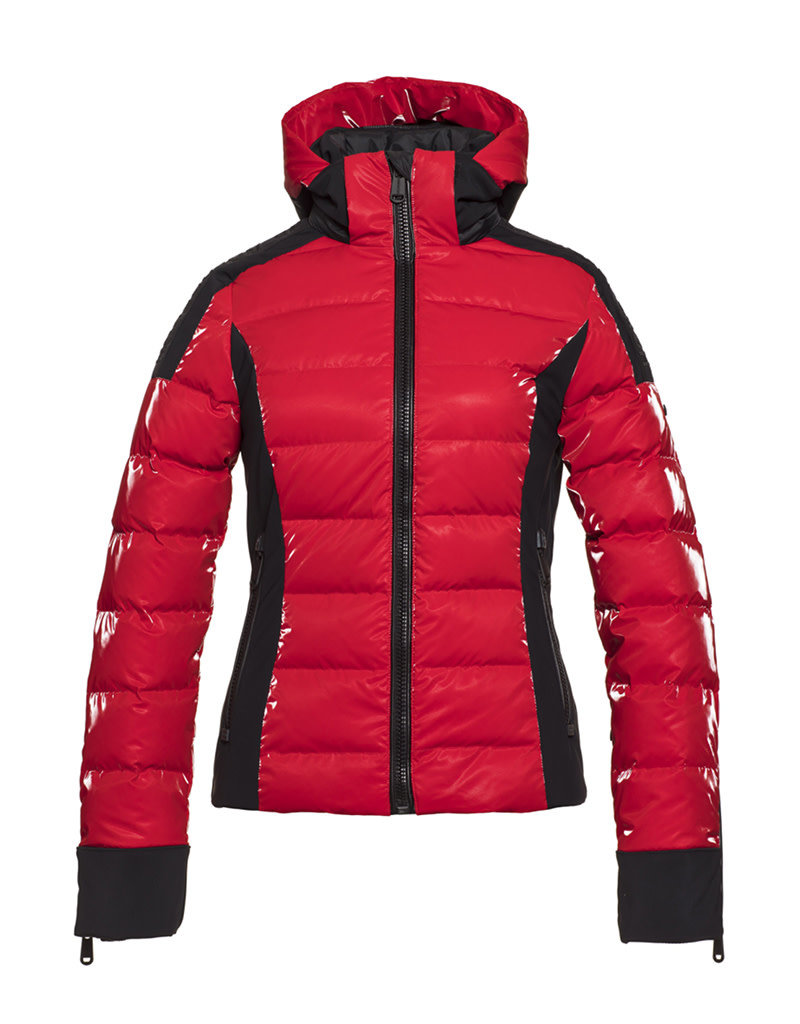 Goldbergh Strong Dames Ski Jas Ruby Red
