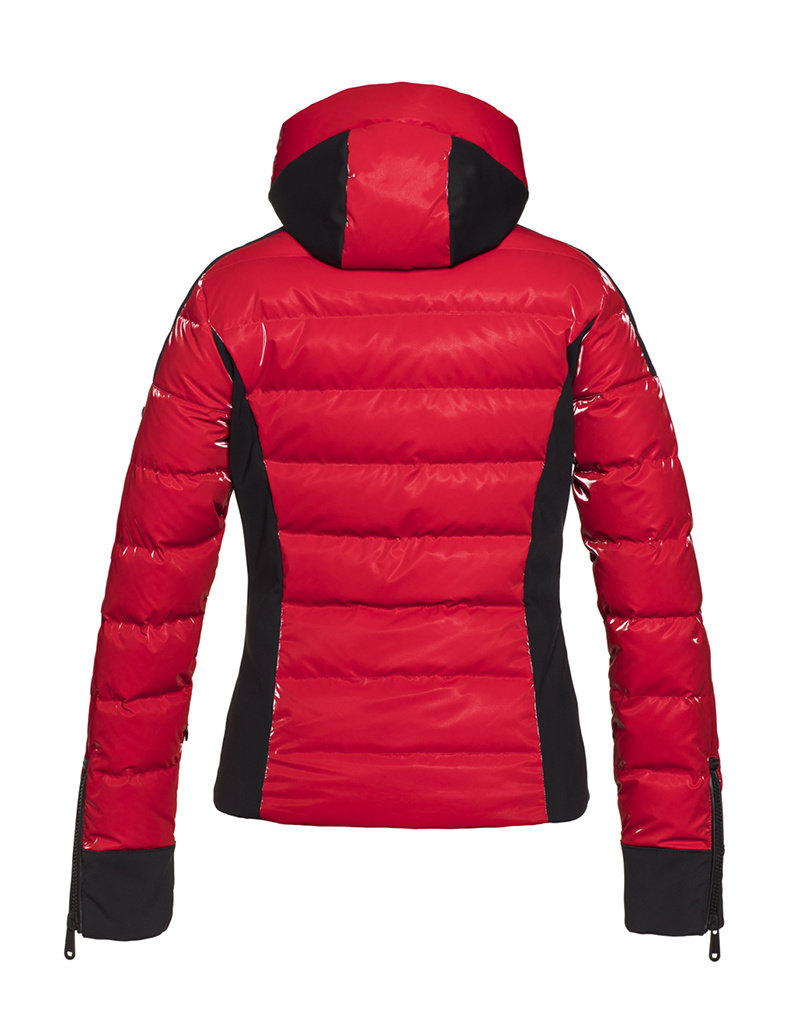 Goldbergh Women's Strong Ski Jacket Ruby Red