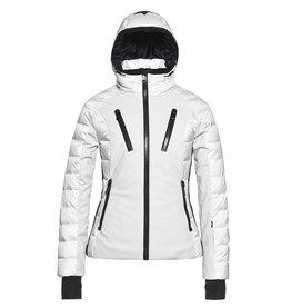Goldbergh Women's Fosfor Ski Jacket White