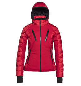 Goldbergh Fosfor Dames Ski Jas Ruby Red