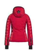 Goldbergh Fosfor Dames Ski Jas Ruby Red