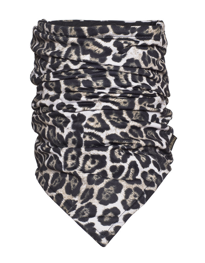 Goldbergh Leo Nekwarmer Leopard