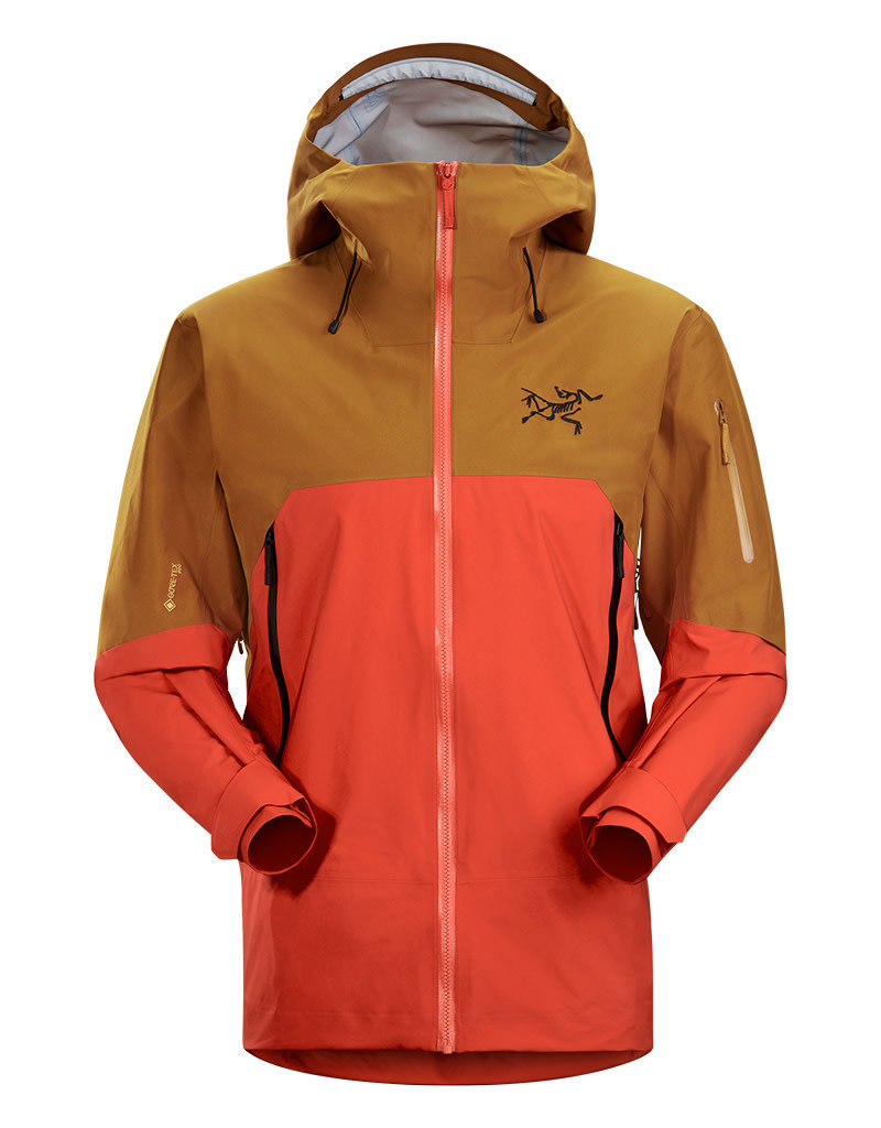 Arc'teryx Men's Rush Ski Jacket Phoenix