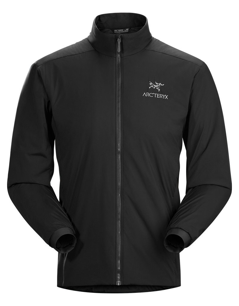 Arc'teryx Men's Atom LT Jacket Black