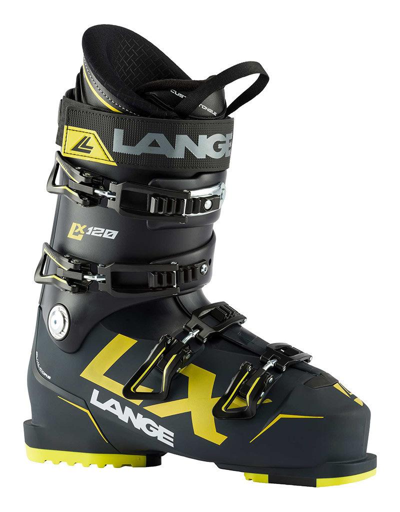 Lange LX 120 Black Blue Yellow