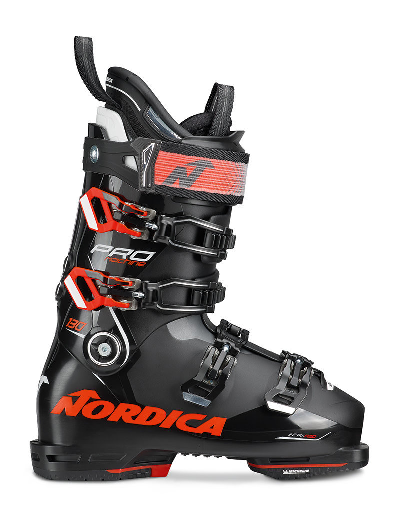 Nordica Promachine 130 GW Black/Red