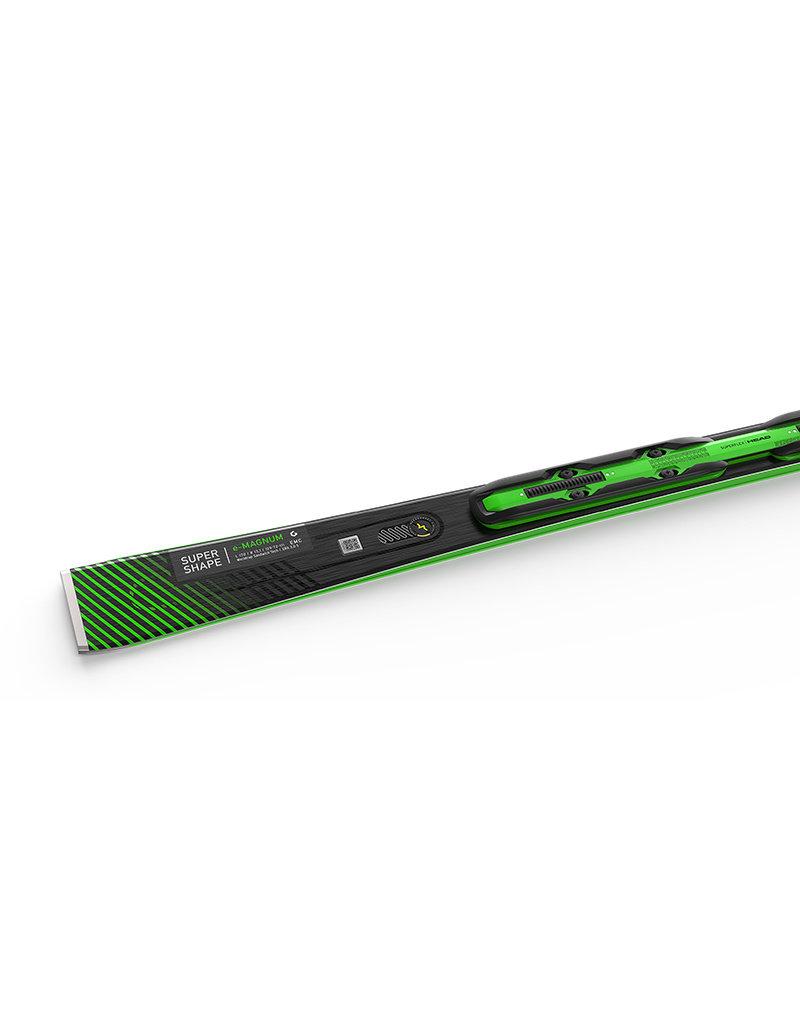Head Supershape e-Magnum SW SF-PR + PRD12 GW Binding