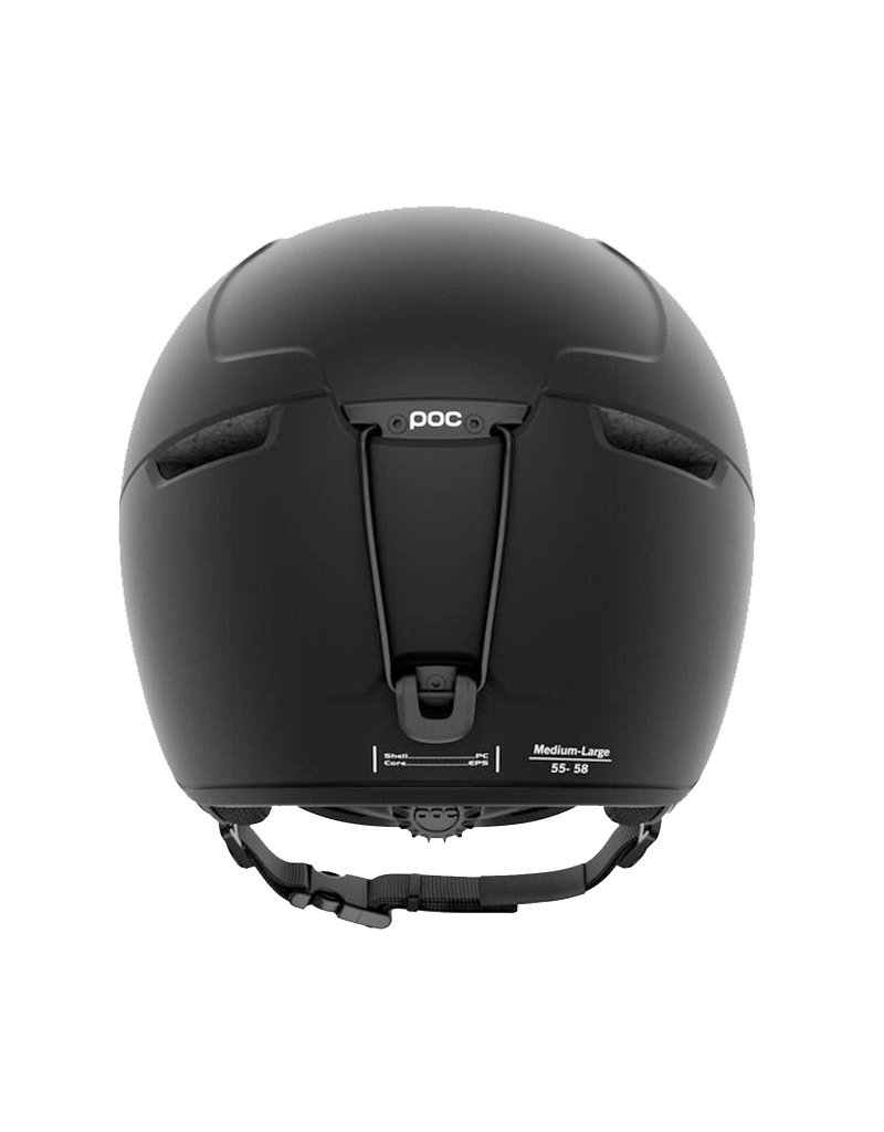 POC Obex Pure Helmet Uranium Black