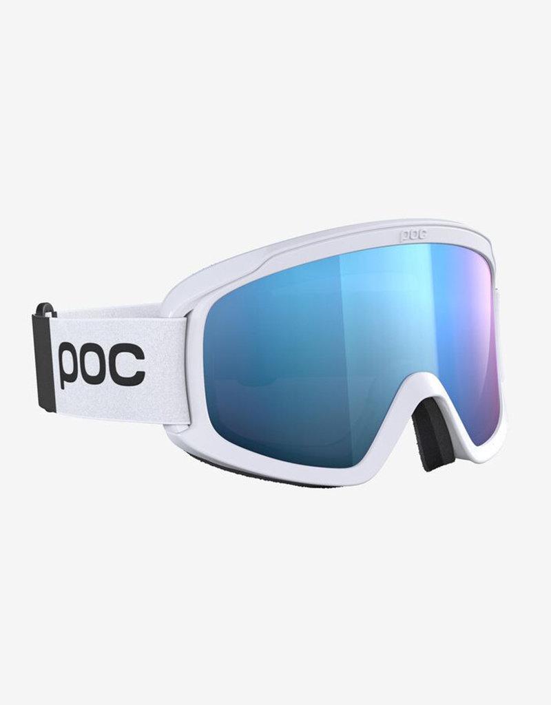 POC Opsin Clarity Comp Skibril Hydrogen White