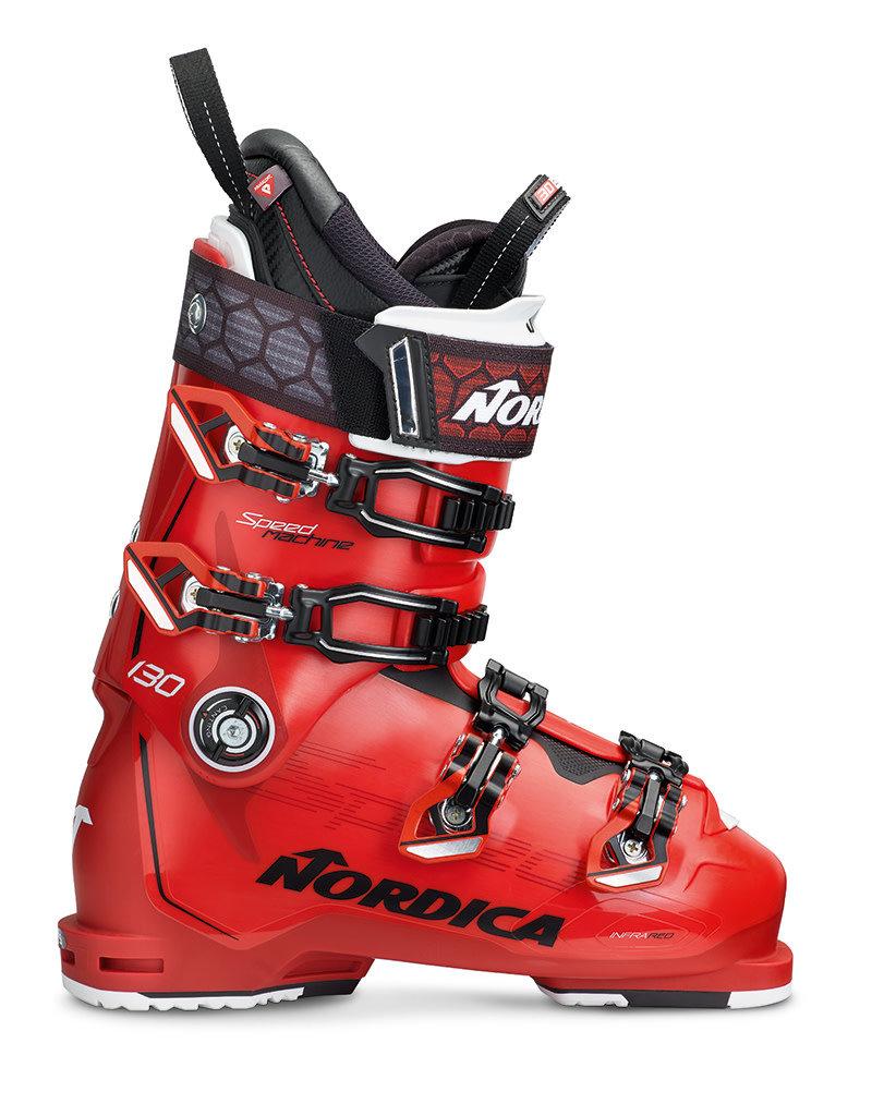 Nordica Speedmachine 130 Red Black White