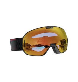 Salomon S/Max Sigma Goggle Black Red