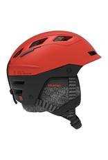 Salomon QST Charge Helmet Red/Orange