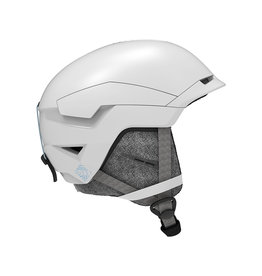 Salomon Quest Dames Helm White/Grey