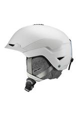 Salomon Quest Dames Helm White/Grey