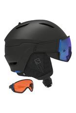 Salomon Driver CA Helm Black/Solar