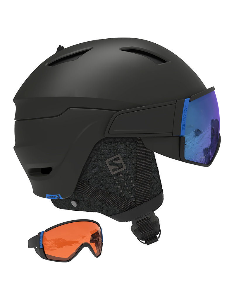 Salomon Driver CA Helm Black/Solar