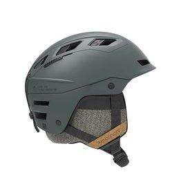 Salomon QST Charge Helmet Green Gables