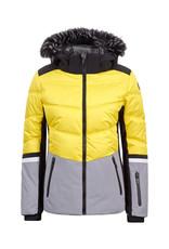 Icepeak Electra Ski Jacket Yellow