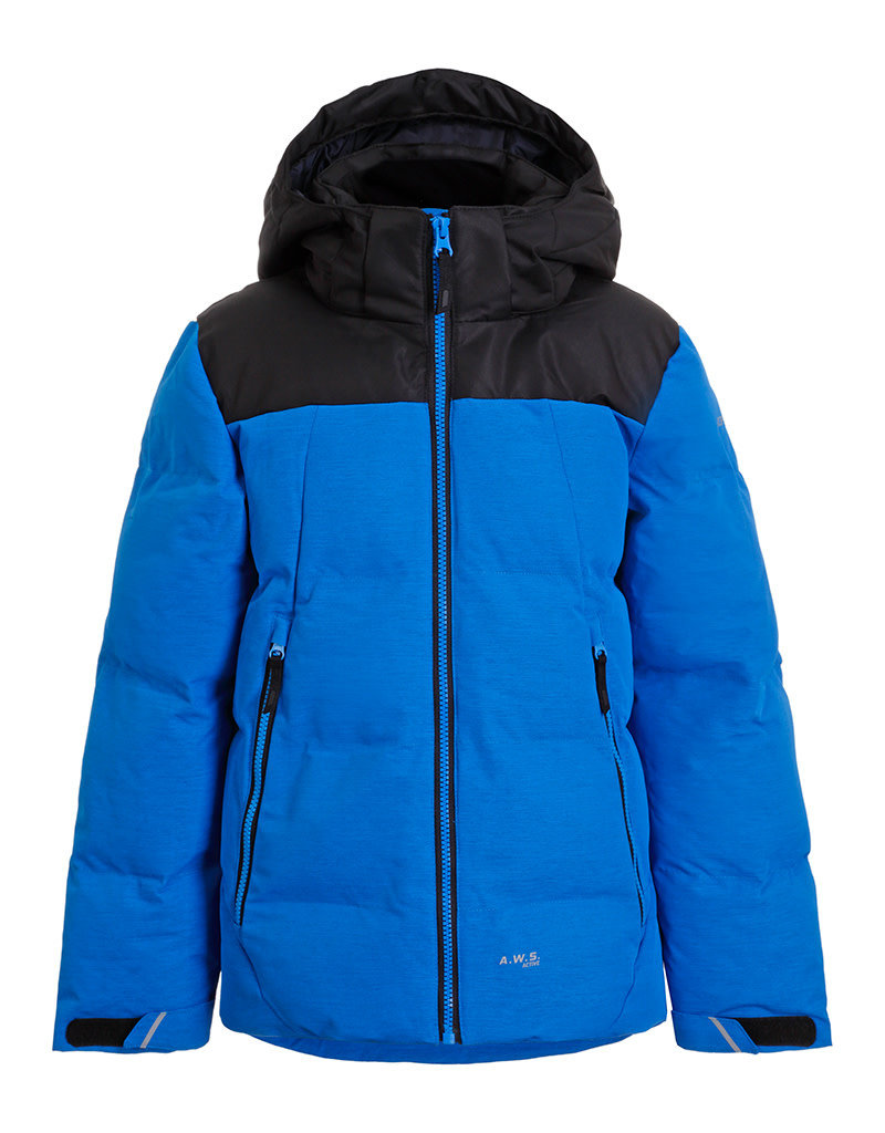Icepeak Kane Junior Ski Jacket Royal Blue