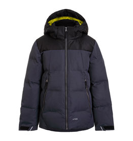 Icepeak Kane Junior Ski Jacket Anthracite