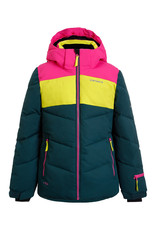 Icepeak Lages Junior Ski Jacket Antique Green