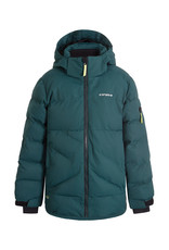 Icepeak Loudon Junior Ski Jacket Antique Green
