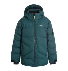 Icepeak Loudon Junior Ski Jas Antique Green